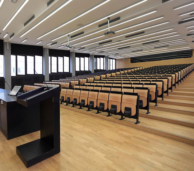 College Seminar Hall Furniture Suppliers India