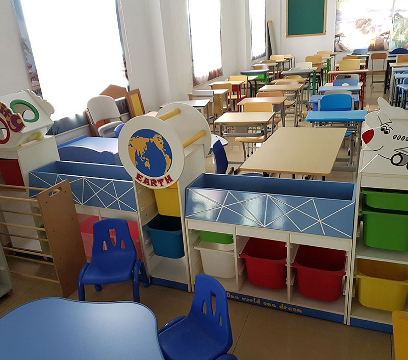 Imported Kindergarten Furniture Materials Kerala