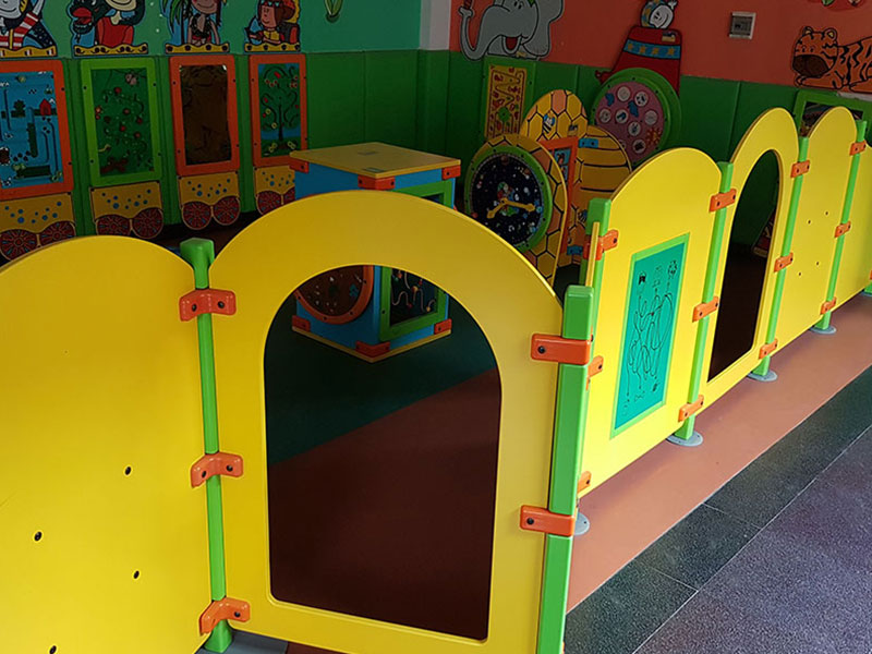 Indoor Playground Equipments in Bangalore