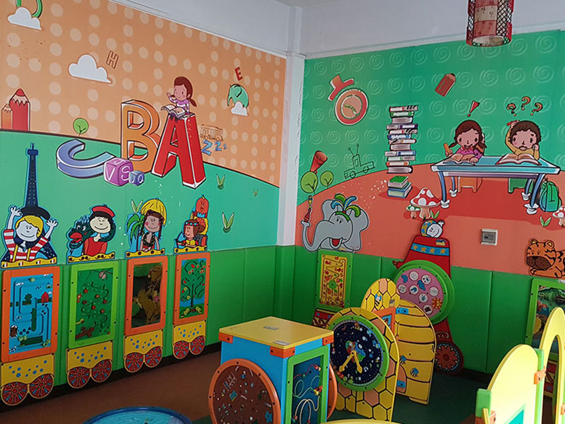 Indoor Playground Materials Dealers