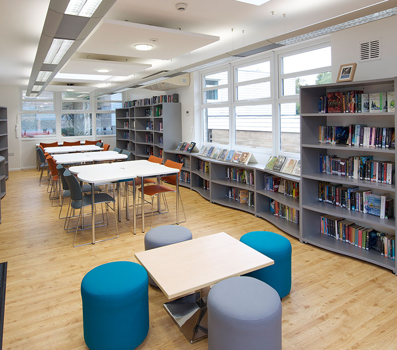 Library Interior Furniture Dealers in Bangalore