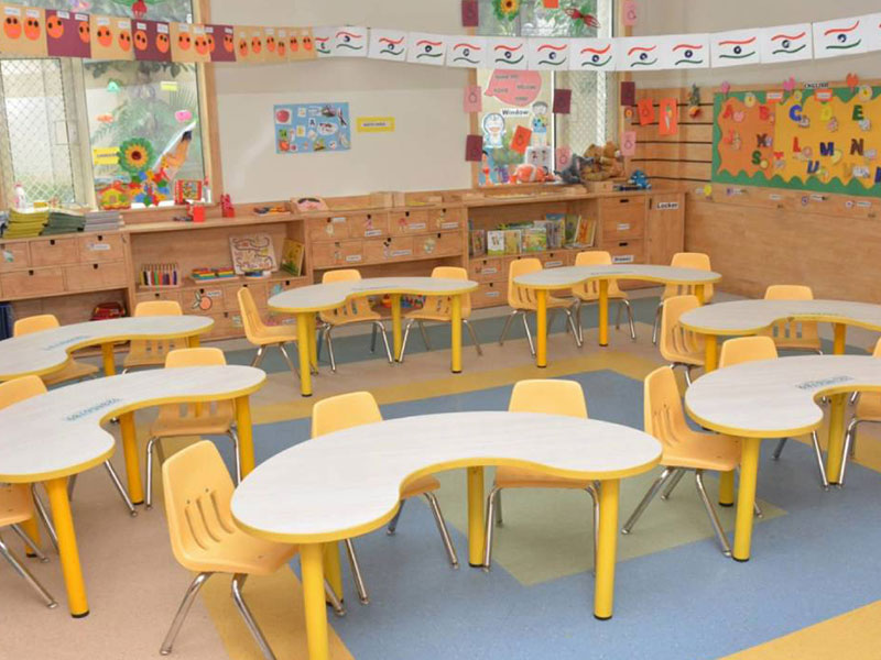 Nursey School Furnitures Manufacturer India