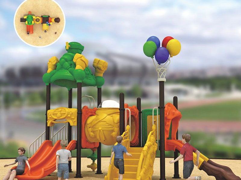 Playground Equipments Importers India
