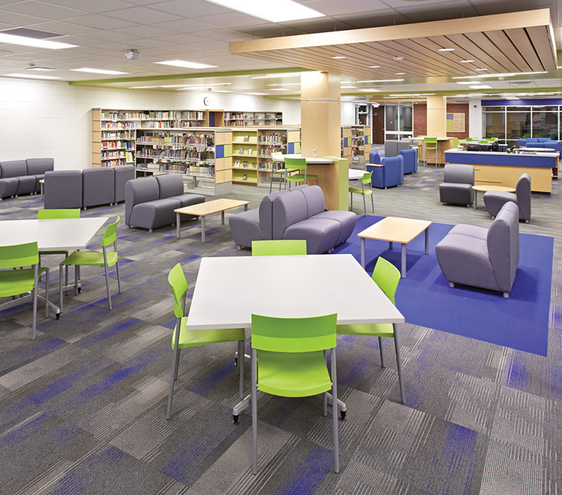 School Library Furniture Suppliers